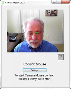 CameraMouse2014