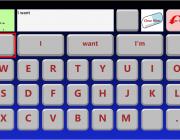 3.1 Predictive keyboard